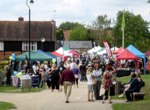 A Community Event at Manor Farm