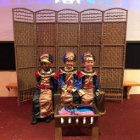 Three Kings L - R  Joshua, Ronnie & Ezra