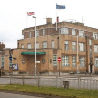 Hayes End Police Station