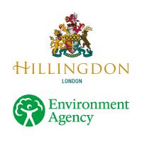 Hillingdon and EA Logos
