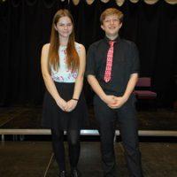 Rachel Dunleavey & Nathan Pike